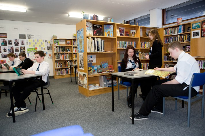 Group in library