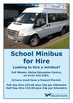 G1499 CE Mini Bus Poster