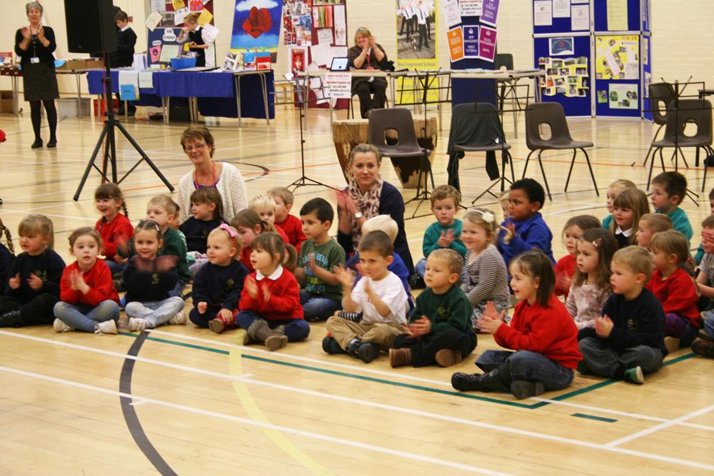 Cluster Learning & Teaching Festival - Calderglen Nursery