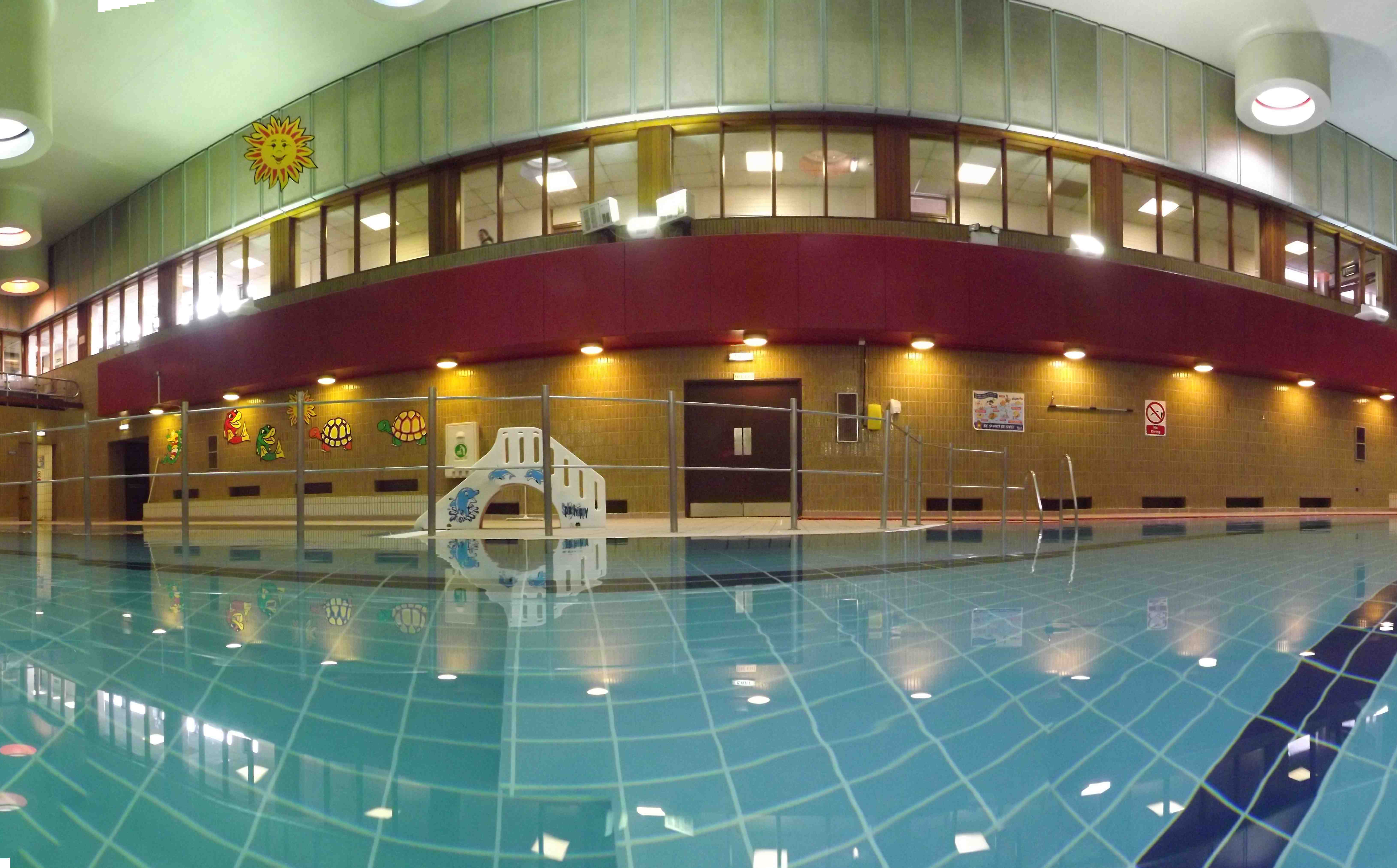 Leisure Services Wester Hailes Education Centre