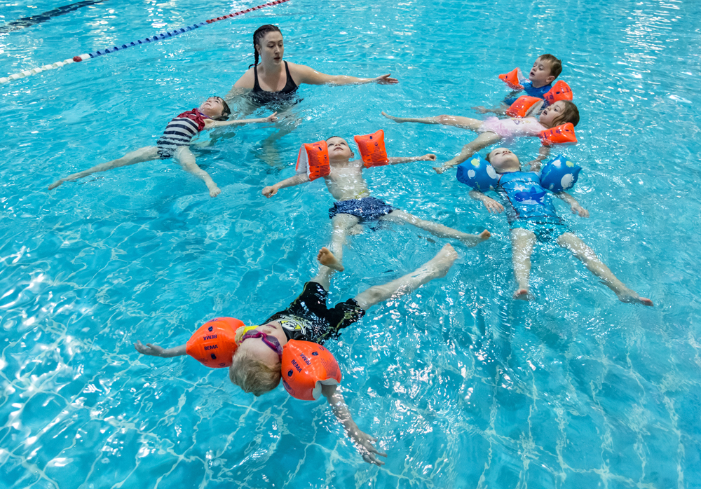 swimming lessons wester hailes education centre