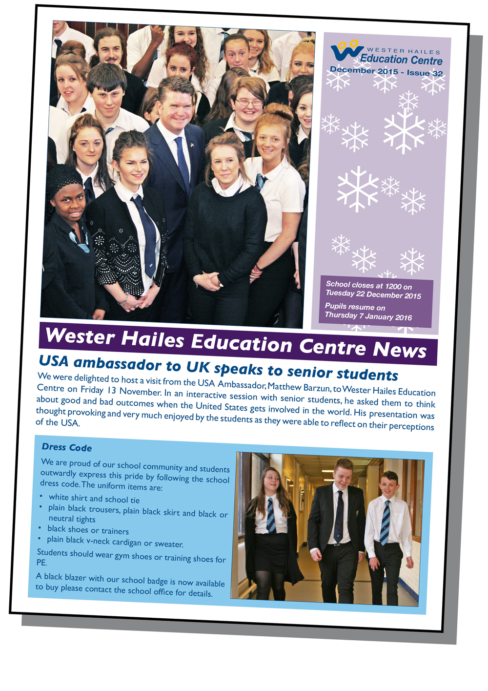 Front Cover News Dec 15