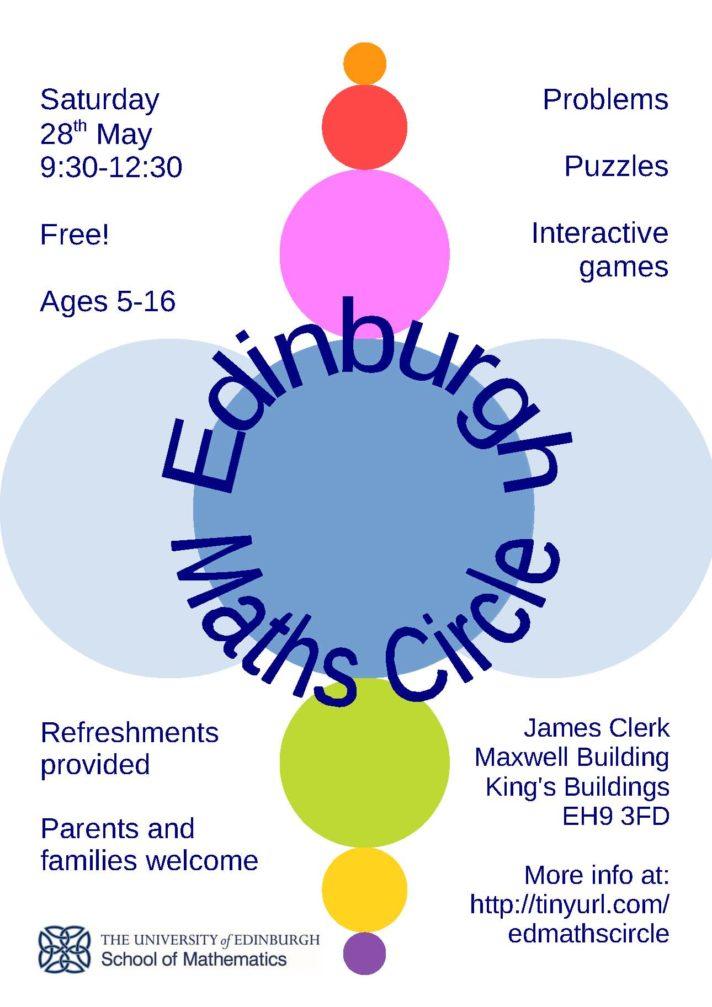 Maths Circle Poster